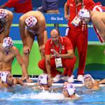 CRO v KAZ Herren | Wasserball - FINA WM - Gwangju