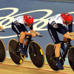 英国在奥运自行车项目上的霸主地位