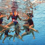 Women's HUN v RUS   Water Polo - FINA World Championships - Gwangju