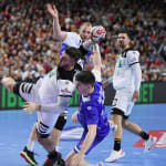 Croatia vs Germany | IHF Championship - Cologne
