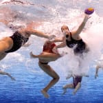 Women's Cross. 3 GRE v CHN | Water Polo - FINA World Championships - Gwangju