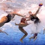 Crossover 3 GRE v CHN (F) | WaterPolo - Championnats du Monde FINA - Gwangju
