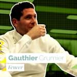 Gauthier Grumier Cozinha com o Chef do Maison Rostang