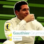 Gauthier Grumier cucina con lo Chef del Maison Rostang
