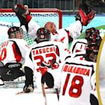 Nada é impossível para time japonês de hóquei no gelo | Impossible Moments