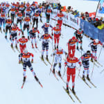 FIS World Cup - Cogne