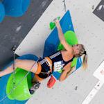 كأس العالم (IFSC) لتسلق Lead - بريانسون