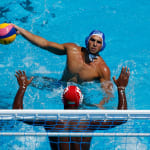 Men's GRE v MNE | Water Polo - FINA World Championships - Gwangju