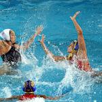 Classif. (F) RSA v KOR | Polo Aquático - Campeonato Mundial FINA - Gwangju