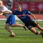 Finale (D) | WFDF World Under 24 Ultimate Championships - Heidelberg