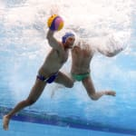 Men's Crossover Match 2 | Water Polo - FINA World Championships - Gwangju