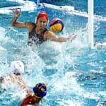 Women's 9-12 A - CAN  v CHN| Water Polo - FINA World Championships -Gwangju