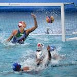 Women's 9-12 B - NZL v KAZ | Water Polo - FINA World Championships -Gwangju