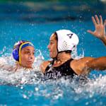 Women's QF 1 - USA v GRE | Water Polo - FINA World Championships - Gwangju