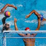 Men's 13/14 - KAZ v BRA |  Water Polo - FINA World Championships - Gwangju
