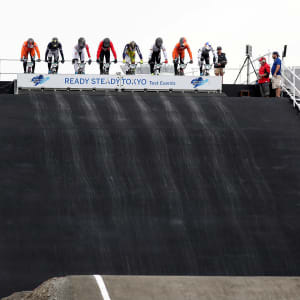 Ready SteadyTokyo - Cycling (BMX Racing)