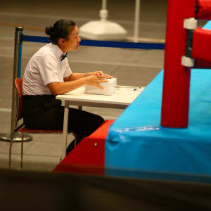 READY STEADY TOKYO - Boxing