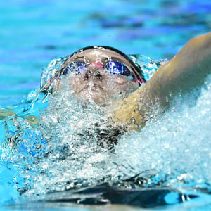 Siobhan O'Connor of Great Britain competes in the Women's 200m Individual Medley heats on day one of swimming at the Gwangju 2019 FINA World Championships at Nambu International Aquatics Centre on July 21, 2019 in Gwangju, South Korea. (Photo by Quinn Rooney/Getty Images)