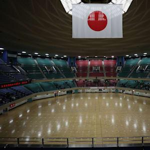 A general view of Budokan