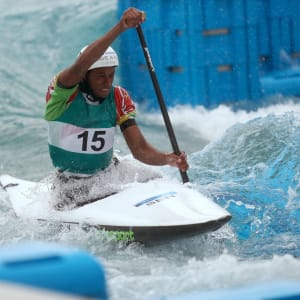 READY STEADY TOKYO - Canoe Slalom