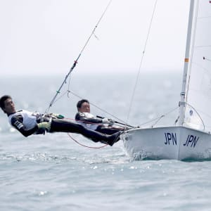 Men and Women's Sailing Test Event