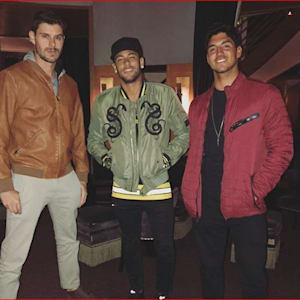 Credit: Gabriel Medina Instagram October 2017