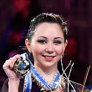 Elizaveta TUKTAMISHEVA