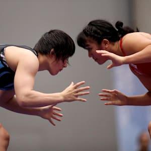 READY STEADY TOKYO- レスリング