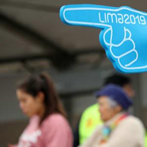 Lima 2019 that way!