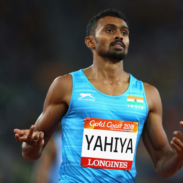 Muhammed Anas, biography, Olympic record and career highlights