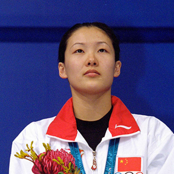 Diver Mingxia FU of China (Source: Olympic Channel)