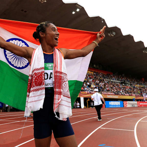 Hima Das Biography Records And Age