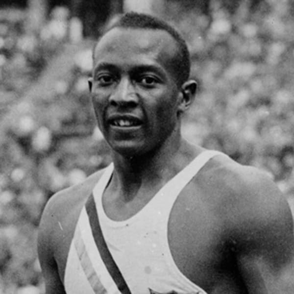 Jesse Owens Biography, Olympic Medals and Records
