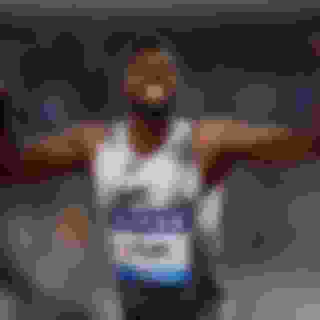 Lyles pips Coleman in photo-finish to win 100m at Shanghai Diamond League