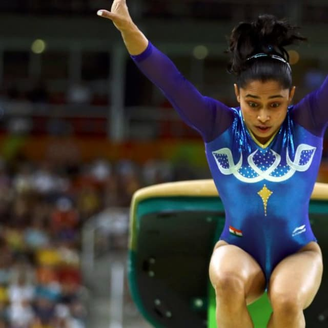India Celebrates Dipa Karmakar's Successful Comeback After Two-Year Layoff