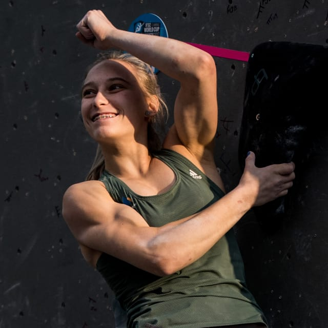 Sport Climbing star Janja Garnbret - Meet the history making World Champ