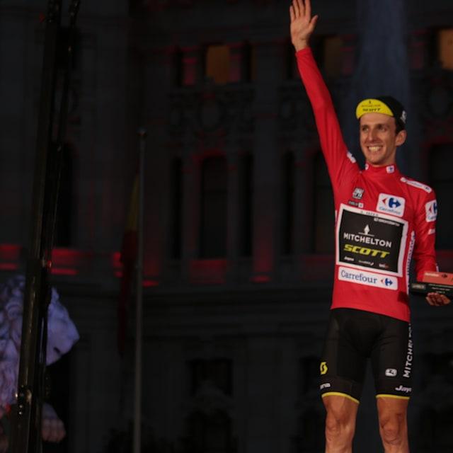 Vencedor da Vuelta, Yates, fala sobre suas esperanças no Campeonato Mundial