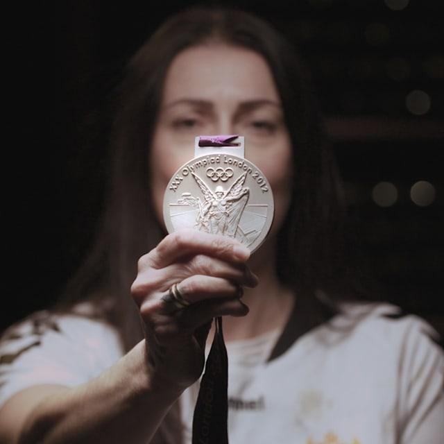 """""""战斗母狮""""如何赢得黑山唯一一块奥运奖牌"""