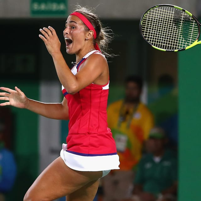 Monica Puig revit son moment olympique favori