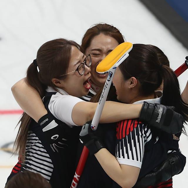The story of Team Kim - South Korea's curling 'Garlic Girls'