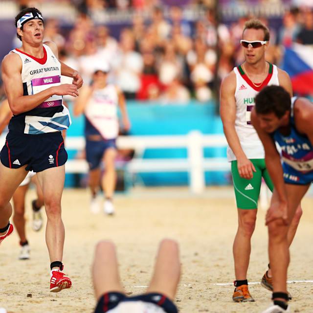 競技ガイド:近代五種の基本