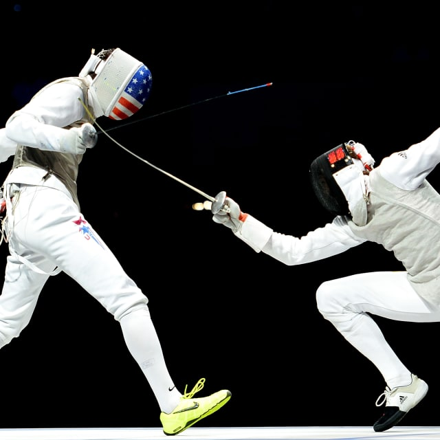 Sport guide: Fencing explained