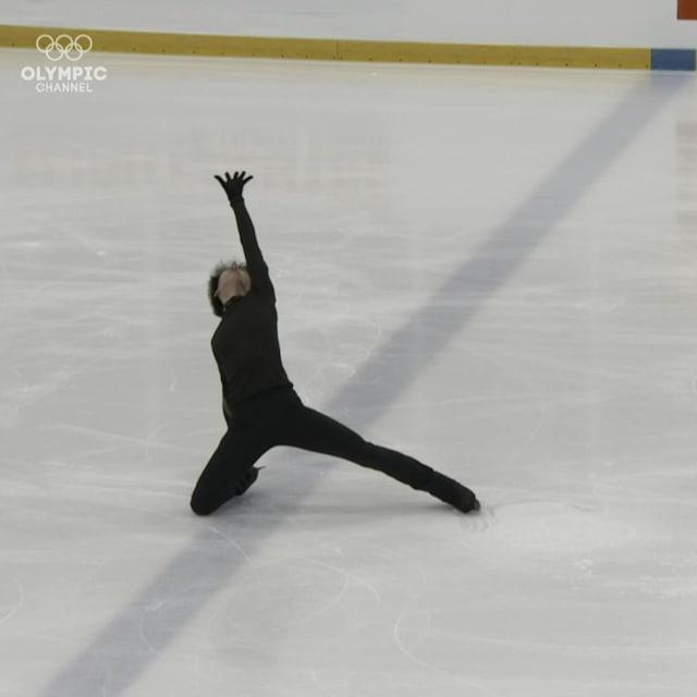Le nouveau programme d'Yuzuru Hanyu, 'Origin', à l'Autumn Classic