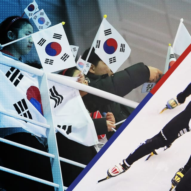 Шорт-трек: настоящая страсть Южной Кореи