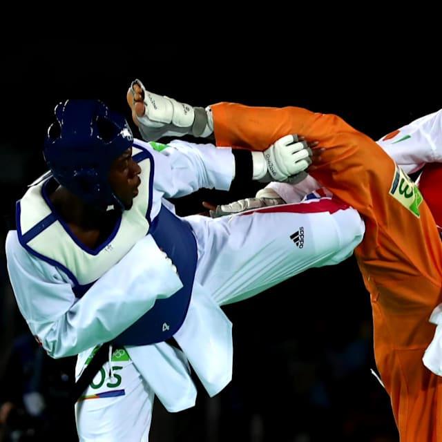 Die besten Taekwondo-Kopftritte