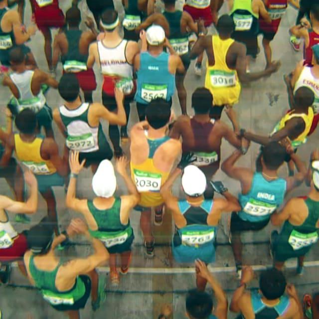 Sydney Running Festival - سيدني