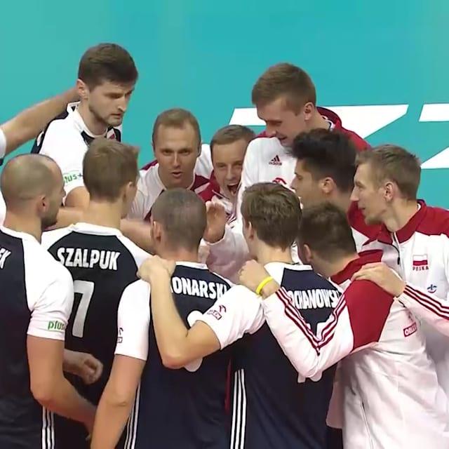 حاملة اللقب بولندا تتأهل للفاينال سيكس