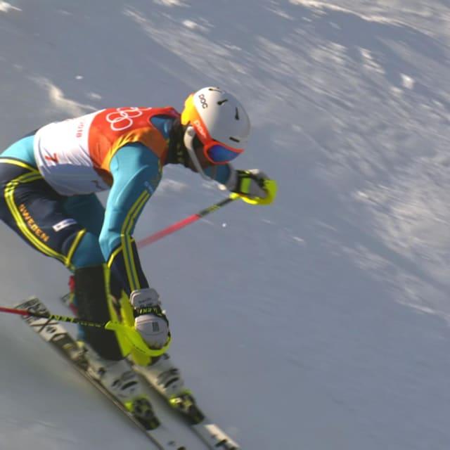 第2天 - 第2滑 | FIS 欧洲杯 - 高雪维尔