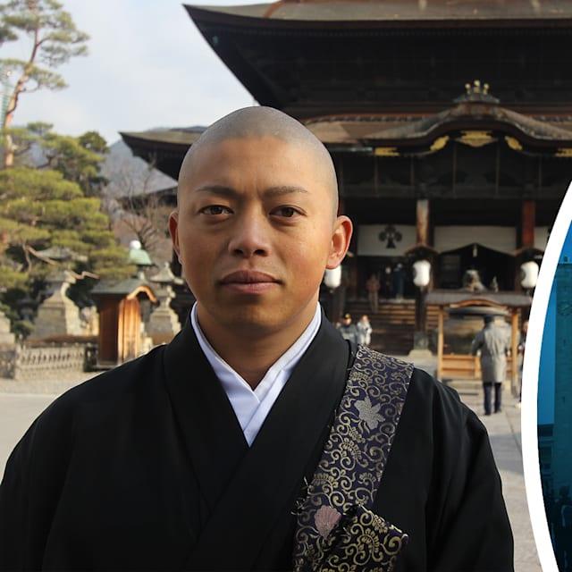 كاهن بوذي يتطلع لذهبية الكانوي في الديار في 2020