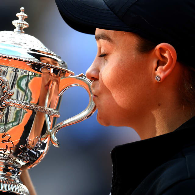 From battling depression to winning the French Open: the re-birth of Ashleigh Barty